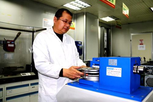 天津金发新材料有限公司研发工程师李欣就从事着图片
